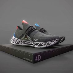 """""""Mi piace"""": 7,180, commenti: 85 - #CallingAllCreators (@callingallcreators) su Instagram: """"@jmicgavin completely redesigns a @adidas 4D silhouette as the """"lightest shoe on earth."""" Would…"""""""
