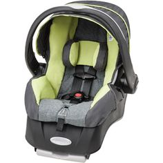Evenflo Embrace 35 Infant Car Seat, Lane-- this is the one i need for the stroller to work! (depending on boy or girl colors)