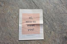 Hi, nice to meet you! Self-promotion by Ragne Balteskard - http://www.designideas.pics/hi-nice-to-meet-you-self-promotion-by-ragne-balteskard/