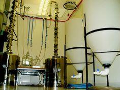 RiverSands Distillery equipment