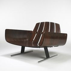 Jorge Zalszupin / lounge chair