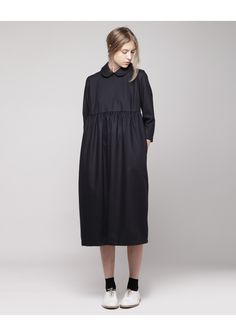 Comme des Garçons Shirt / Peter Pan Collar Dress