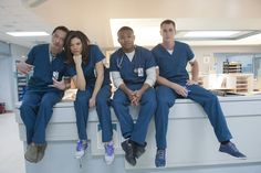 Representing the #NightShift.