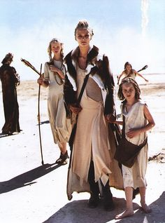Mad Max, VOGUE	Arthur Elgort