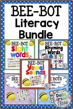 Use robotics and coding to teach literacy! This resource includes Initial Sounds, CVC words, sight words, Rhyming Words and Vowel Sounds. Bonus Programmng sheet and programming cards. Teaching Kids To Code, Have Fun Teaching, Teaching Tools, Teaching Math, Fun Learning, Teaching Resources, Kindergarten Readiness, Kindergarten Classroom, Elementary Teacher