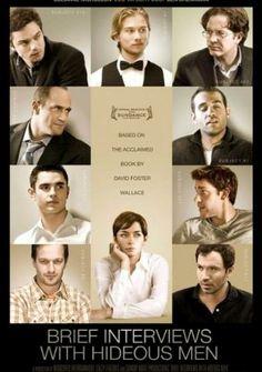 """""""Brief Interviews with Hideous Men"""" (2009) il film di John Krasinski basato sulla raccolta terrificante di Wallace."""