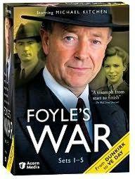 Great British TV series  Foyle's War