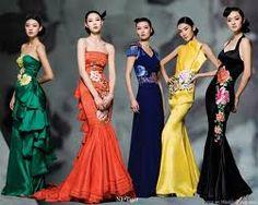 contemporary chinese fashion - Google Search