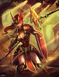 Blood Elf Sin'dorei Silvermoon Guard Daily World of Warcraft Art Board ^^ // Blizzard // wow // Hearthstone // Geek World Of Warcraft Characters, Fantasy Characters, Wolverine Art, Elf Warrior, Warcraft 3, Death Knight, Elf Art, Blood Elf, Night Elf
