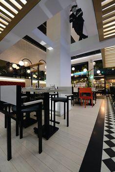 Nice n Easy, Kifissia, Greece designed by Pente Studio