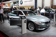 Mondial de l'automobile 2014 Paris - BMW Série 4 Gran Coupe