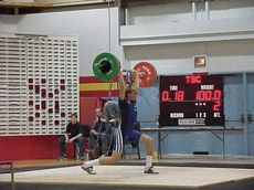 MIKE'S GYM | USA Weightlifting Regional Training Center