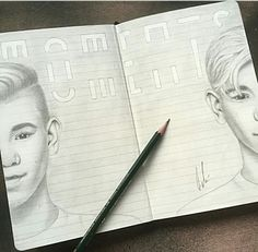Dream Boyfriend, Normal Person, Love You, My Love, Good Music, Pencil Drawings, Norway, Famous People, Bff