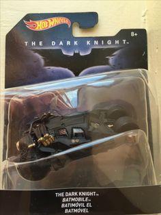 Batimovil The Dark knight  Hotwheels