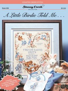 Book 269 A Little Birdie Told Me – Stoney Creek Online Store