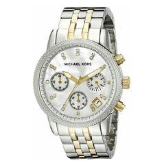 Michael Kors MK5057 Womens Ritz Wrist Watches