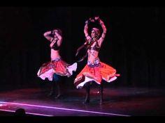 Rachel Brice & Mardi Love Perform at The MASSIVE Spectacular! BELLYDANCE 2008