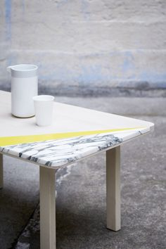 TableARABESCATO collection 2015 par Mon colonel design Paris