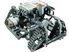 menudo robot Incluye un enlace a una pagina para comprar robots y LEGOS