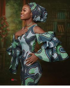 """821 mentions J'aime, 2 commentaires - Ankara Collections (@ankaracollections) sur Instagram : """"Ankara style #asoebi #ankaracollections #ankarastyles"""""""