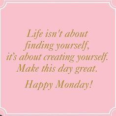 Good morning! #goodmorning #monday #mondaymorning #mondaymotivation #inspiration #inspirationalquotes #life #lifeisgood #lifequotes #haveaniceday by a_la_linda