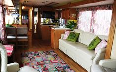 Happy Janssens: Modern nomadic living...powered by straight veggie oil - Gallery - Home Sweet Home