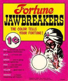 Fortune Jawbreakers