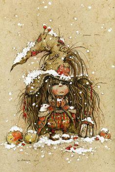 Иллюстрации Снежаны Чениной.. Обсуждение на LiveInternet - Российский Сервис Онлайн-Дневников