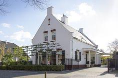 Nieuwbouw woonhuis aan de Hoofdstraat te Didam - Architektengroep Gelderland