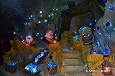 Seven Dwarfs Mine Train Seven Dwarfs Mine Train, Disney Rides, Disney Magic Kingdom, Snow White, Scrapbooking, Painting, Art, Art Background, Snow White Pictures