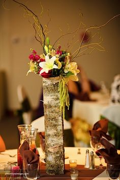 Would love to decorate with twigs and use them in the bouquets as well.