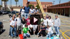 Alumni for Others at L.A.'s Holy Name of Jesus   LMU Magazine