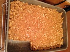Make Your Own Salted Nut Roll Bars, Tastes EXACTLY like the Salted Nut Roll Candy Bars