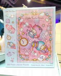 【2013】【Alice in Wonderland】Puzzle (300 Pieces) (¥1,100) ★Little Twin Stars★