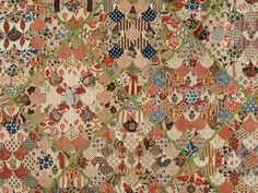 V&A Museum: Quilts 1700-2010