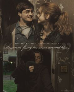 Harry and hermoine