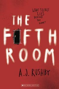 Review: Allison Rushby  The Fifth Room