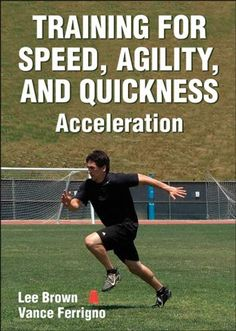 Training for Speed, Agility, and Quickness Video on Demand: Acceleration presents 12 drills that show proper technique for starting from a starting position, how to accelerate while in motion, and the foundations of top-speed mechanics.