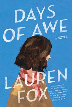 Look at the beautiful book cover Knopf snuck onto Lauren Fox's novel while no one was looking!