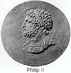 356 Alexander's father (Philip II)