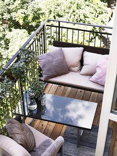 Si estás buscando ideas para decorar balcones pequeños, aquí te mostramos una gran cantidad de fotos e ideas inspiradoras, fáciles y baratas.