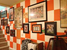 @jtpage14: Most prized possession has to be the wall dedicated to Rocky Top
