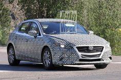 http://flanaganmotors.com 2015 Mazda3 Hatchback Spotted!
