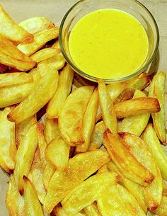 Perfect Oven Fries - the key is in the cooking method and this method is perfect. You'll never make oven fries another way.
