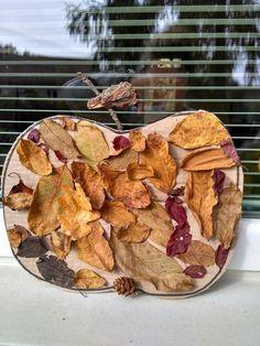 Podzimní tvoření - jablko