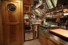 Feast your eyes on this award-winning custom 1959 Airstream Pacer