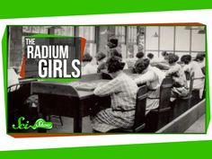 SciShow explores the harrowing tale of the so-called Radium Girls, factory workers who were the first who for years worked with one of the world's most radioactive substances -- and suffered the consequences.