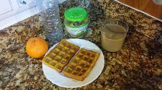 ¿Qué como en Dietas para adelgazar rápido?: Gofres de Avena 2pp, Aptos para DNC