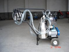 Portable Milking Machine Specialists in milking machines for cows and goats Increase your profitability. Contact Supplier directly!