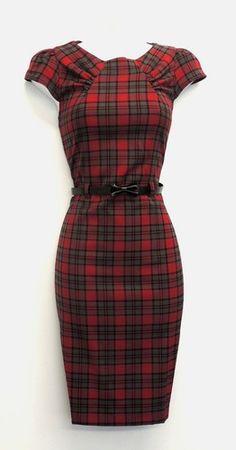 New Ladies Women's VTG 1950's style Smart Work Office Pencil Wiggle Dress UK 10 | eBay